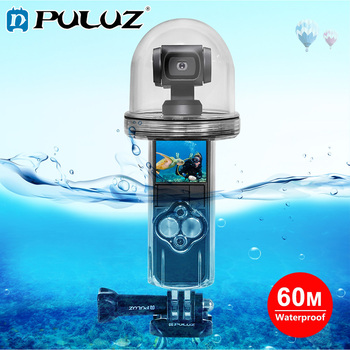 PULUZ 61m Underwater Waterproof Housing Diving Case Cover for DJI Osmo Pocket