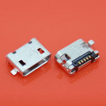 JCD Micro USB 5P,5-pin Micro USB Jack,5Pins Micro USB Connector Tail Charging socket(China)