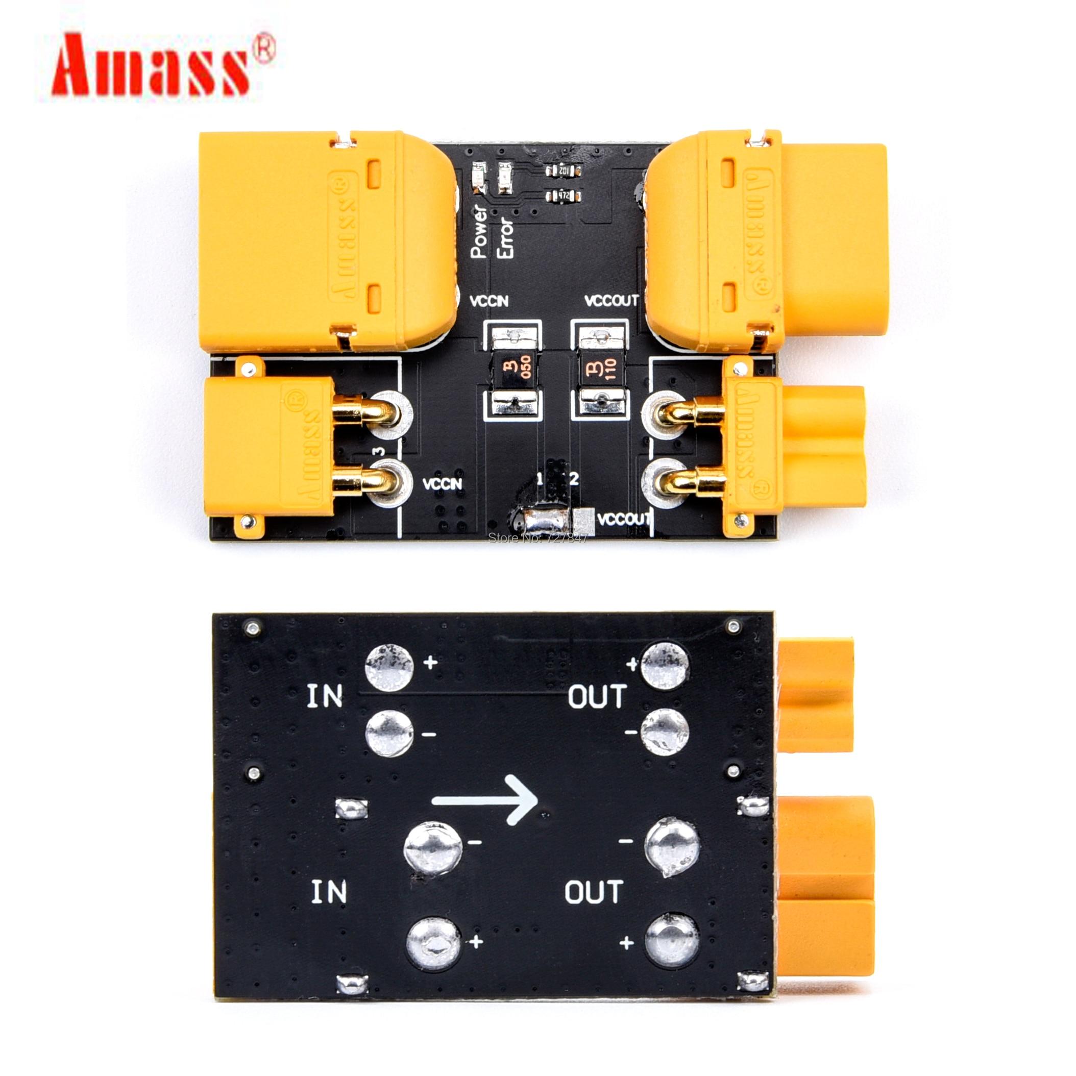 Amass XT30 XT60 XT60PW предохранитель дымовая пробка соединительная линия КОРОТКИЙ ТЕСТЕР круг выключатель для RC модели самолетов FPV гоночный Дрон|Детали и аксессуары|   | АлиЭкспресс