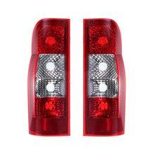 Links/Rechts Seite Hinten Schwanz Licht Objektiv Lampe KEINE Glühbirnen Für Ford Transit MK7 2006 2007 2008 2009 2010 2011 2012 2013 2014 Panel Van