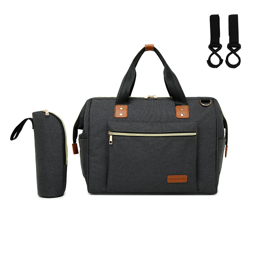 Hand Carry One-shoulder Baby Diaper Bag Backpack Organizer For Mummmy Maternity Bag For Stroller Travel Nappy Bag Large Handbag