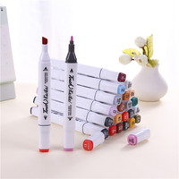 Double-head marker pen color pen set / marker pen / art painting set / art supplies/ art supplies for artist