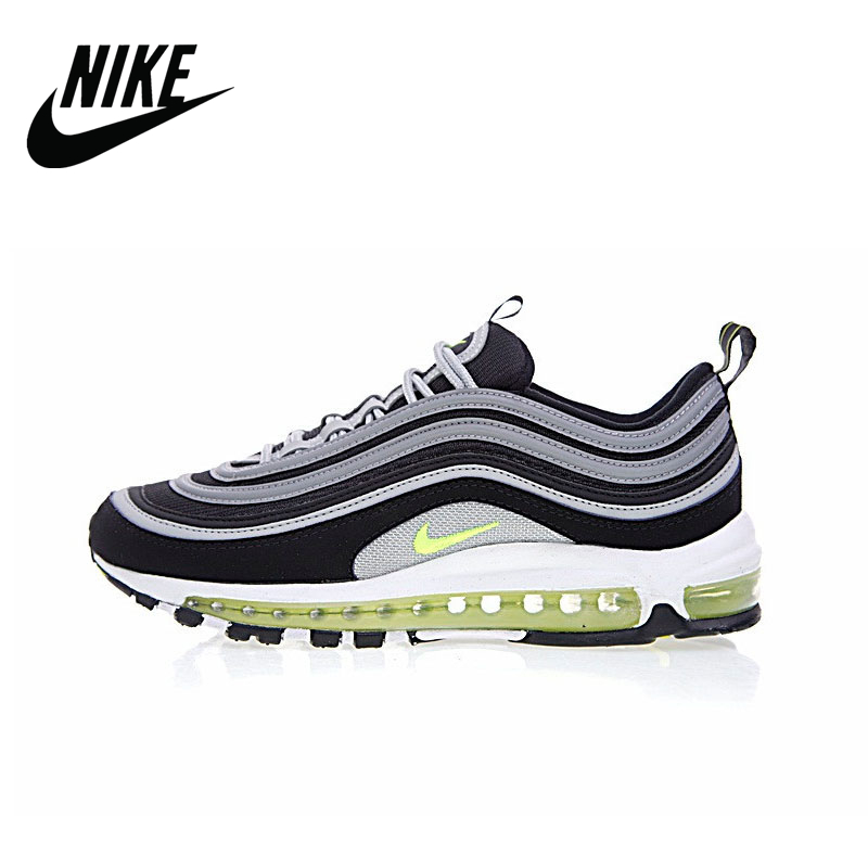Original Authentic <font><b>Nike</b></font> <font><b>Air</b></font> <font><b>Max</b></font> 97 LX <font><b>Men's</b></font> Running <font><b>Shoes</b></font> Outdoor Sports <font><b>Shoes</b></font> Trend Breathable 921826-004 image