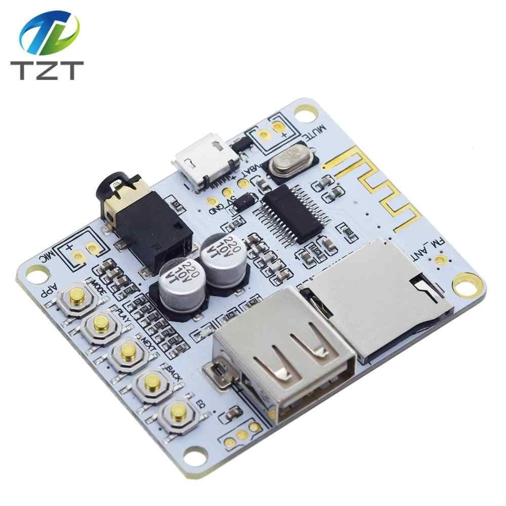 Bluetooth аудио приемник плата с USB TF слот для карты декодирования воспроизведения предусилитель выход A7-004 5 в 2,1 беспроводной стерео музыкальный модуль
