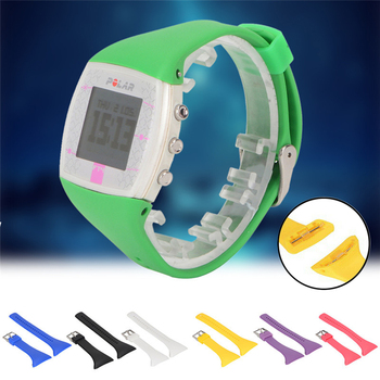 Pulsera para POLAR FT4 FT7, repuesto de correa de silicona suave de alta calidad para reloj inteligente de niños, correa de 20cm para reloj ft4 ft 7