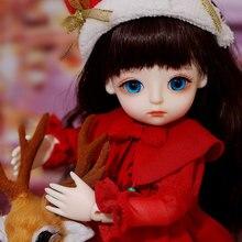 LCC Angelic Melissa 1/6 26 см костюм полный набор BJD SD кукла девочка мальчик подарок Смола игрушки для детей сюрприз подарки для девочек день рождения
