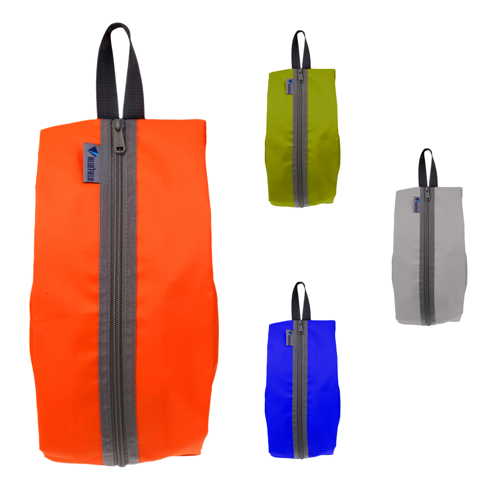 Waterproof Laundry Shoes Storage Pouch Portable Travel Zipper Tote Wash Bag Sports Gym Accessories Organizer