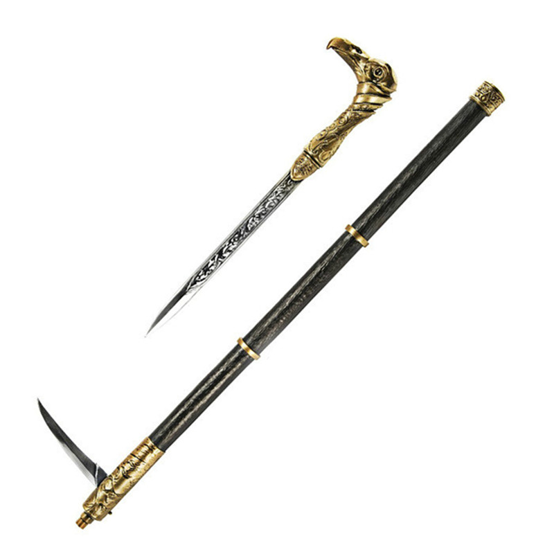 Syndicate OR Cane Sword 1 to 1 Pirate Hidden Blade Edward Kenway New in Box toy Christmas Game gifts