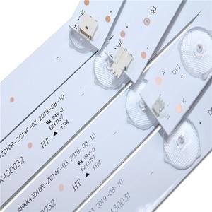 Image 5 - LED backlight strip for Led 43b550 LCD backlight strip AHKK43D10R/ l zc14f 03 303AK430032