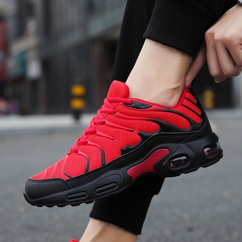 2019 Autumn Casual Shoes for Man Sneakers Fashion Mesh Light Breathable Sport Running Jogging Shoes