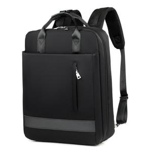 Image 3 - Anti roubo Saco Mulheres Mochila de Viagem de Negócios de Grande Capacidade Homens Mochila Laptop Escola Estudante Universitário de 15.6 polegada de Carga USB saco
