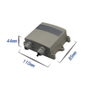 Image 2 - จัดส่งฟรี1Pcความแม่นยำสูงบนสายการตรวจสอบNoise Sensorเครื่องส่งสัญญาณRs485 Modbus RTUกันน้ำเสียงSensor