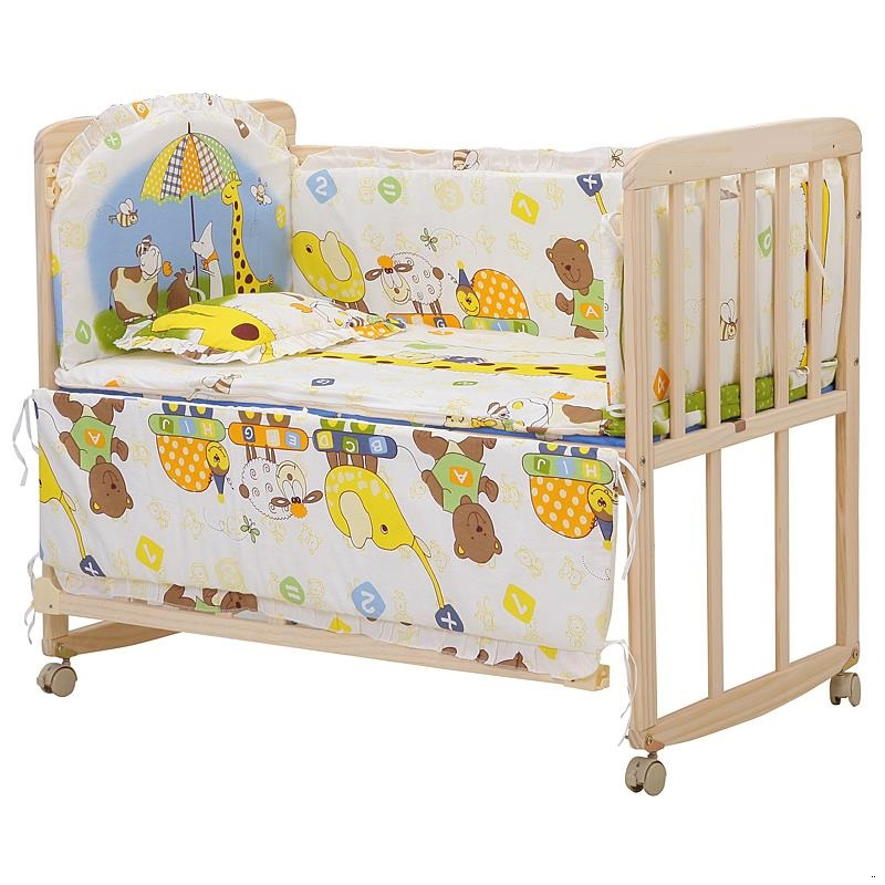 Child Letti Individual Lozeczko Dzieciece Letto Per Bambini Cama Infantil Wooden Kinderbett Kid Chambre Enfant Children Bed