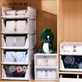 Многоярусная полка для хранения гардероба, складной шкаф на завязках, Штабелируемый органайзер для одежды, полка, органайзер для одежды