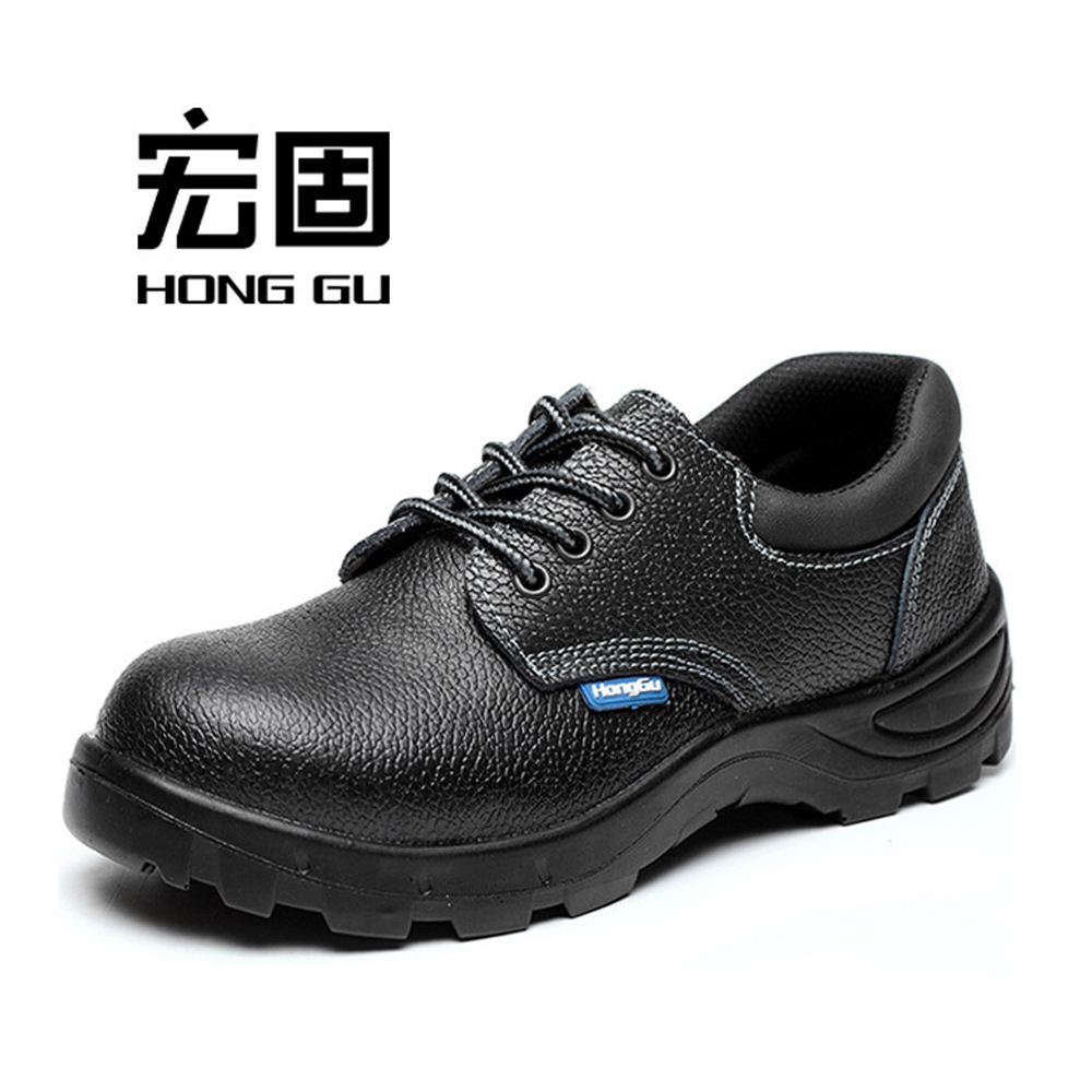 Safety Shoes Protective Shoes Smashing Anti Puncture Pu Mold Plastics