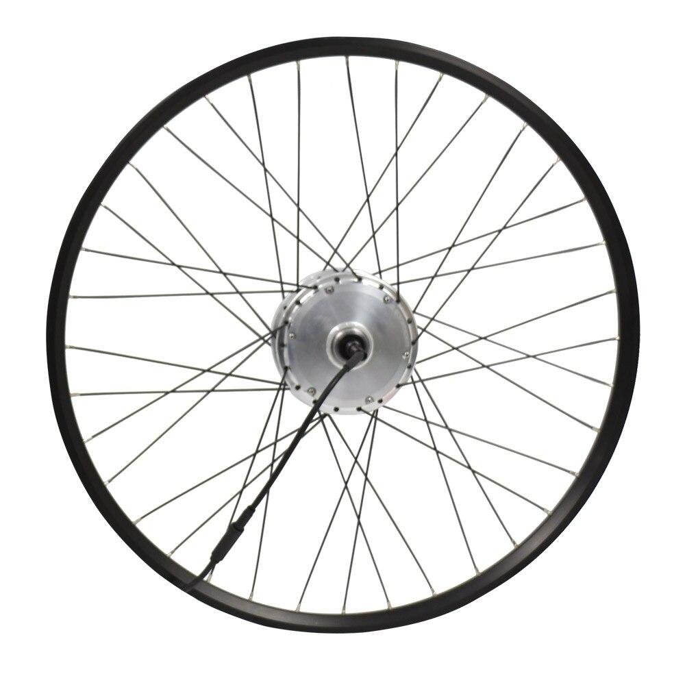 Moteur de moyeu de vélo électrique 36v 250w de 26 pouces