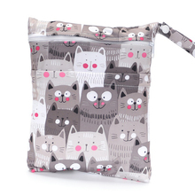 Diaper-Bags Dust-Nappy Baby Large Waterproof Reusable for Babies Prevent Capability Family