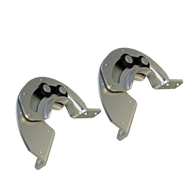 1/4/8pcs 90 Degree Hidden Hinge Industrial Equipment Cabinet Door Carbon Steel Sliding Limit Hinge Fixed Furniture Hardware