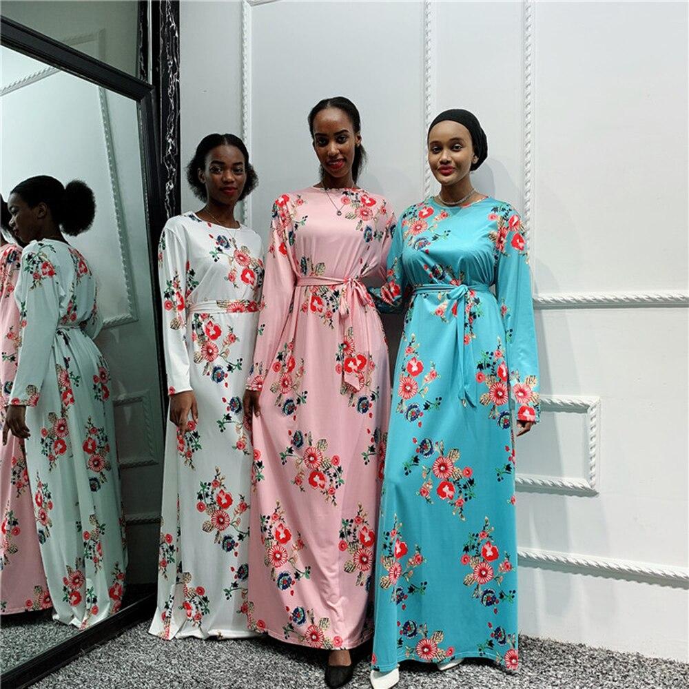 Kaftan Dubai Abaya Hijab Muslim Dress Abayas For Women Islam African Saudi Turkish Dresses Caftan Qatar Omani Islamic Clothing