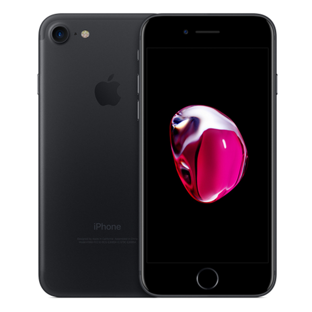Unlocked Apple iPhone 7 Fingerprint 4G LTE 2GB RAM 32/128/256GB ROM iOS Mobile Phone 12.0MP GPS Quad-Core Cellphone