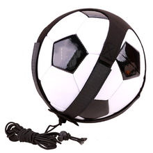 Soccer Kick Trainer Ball Football Training Equipment Adjustable Accessories