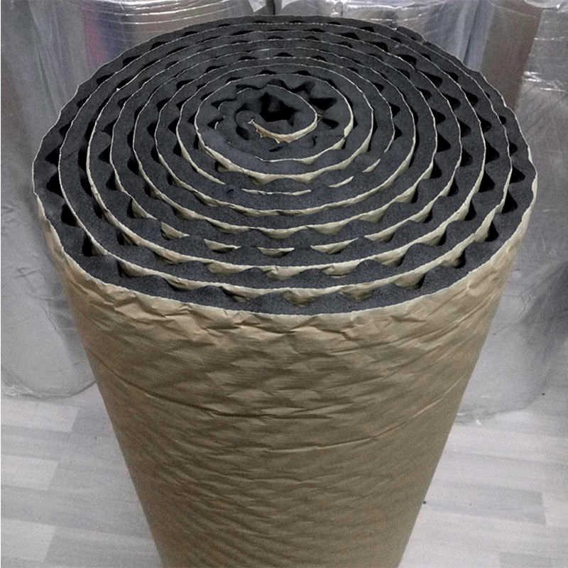 Samochód dźwiękochłonny utwardzacz izolacja akustyczna akustyczna pianka Subwoofer mata dźwiękowa izolacja termiczna Pad 50*100cm