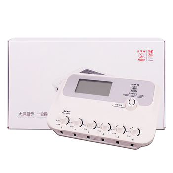 6 Channels output  Hwato SDZ-III Low-Frequency Electric stimulation massager acupuncturist 110-240V English Manual