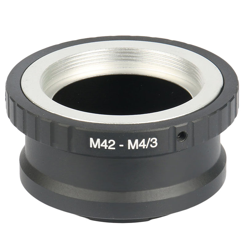 JABS Lens Adapter Ring <font><b>M42</b></font>-<font><b>M4/3</b></font> For Takumar <font><b>M42</b></font> Lens And Micro 4/3 <font><b>M4/3</b></font> Mount Camera Accessories Adapter Ring image