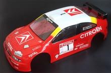 RC 1:10 escala en derrape en carretera coche pintado PC Shell cuerpo 200MM cuerpo de AX10 HSP 94123, 94122, 94103