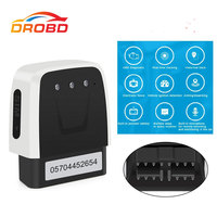 New OBD GSM GPS Tracker OBD2 Car Diagnostics tool 2 in 1 for iOS/Android OBD locator V20 GPS Locator odb2 auto car scanner