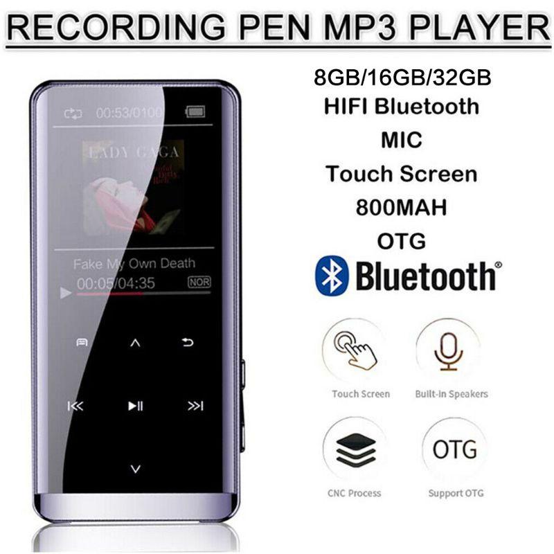Mini Portable M13 Bluetooth MP3 Player Walkman Music Player Lossless HIFI Sport Music Speaker Media