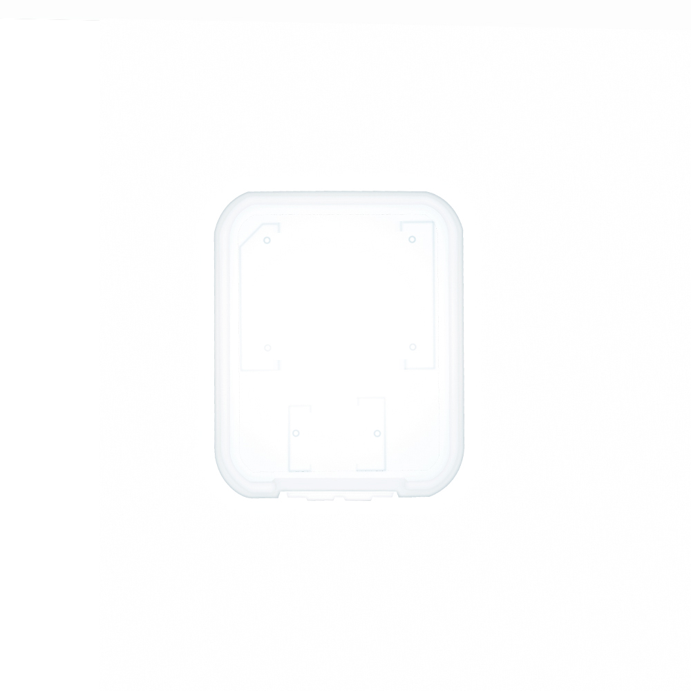 10pcs/lot Transparent Standard SD SDHC Memory Card Case Holder Box Storage New 4