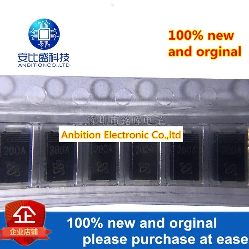 20pcs 100% New And Orgianl SMAJ200A-E3---61 SMAJ200A SMA DO-214AC In Stock