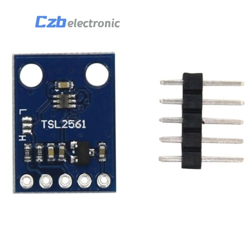 Module Light-Sensor TSL2561 Breakout No 1pcs Infrared
