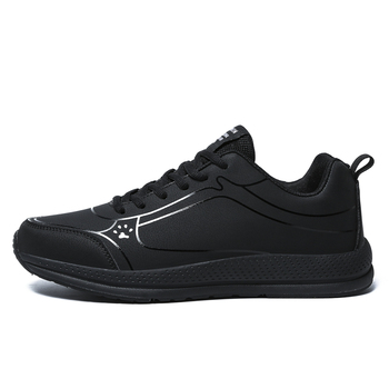 Men Sneakers 2020 New PU Breathable Skateboard Shoes Outdoor Male Walking Shoes Men Sapatilhas Homem Shoes Size 38-45 2