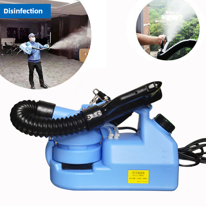 New Sprayer Mosquito Killer Disinfection Machine Insecticide Atomizer Fight Drugs Electric ULV Fogger Intelligent Ultra Capacity
