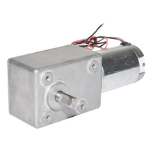 цены 58GZ868 DC Gear Motor 12V 24V 3-95RPM DC Electric Bicycle Worm Gear Motor with Biaxial for BBQ Replacement Robot Parts 1&2 Axis