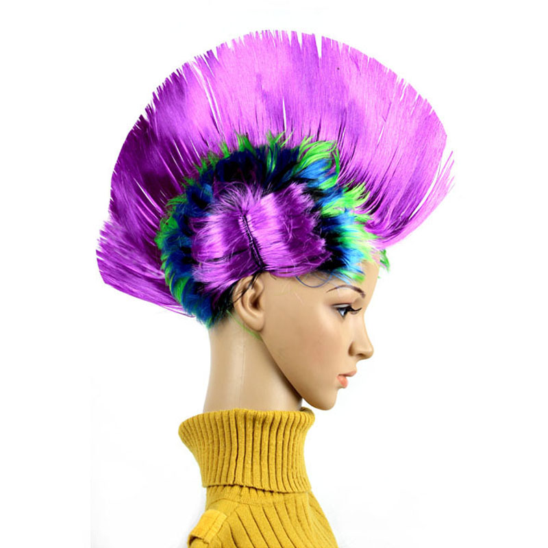 Mohawk Wig 2