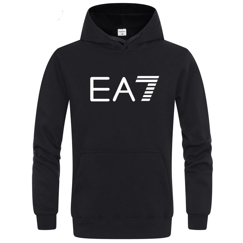 High Quality Hoodie 2019 Autumn And Winter Brand Casual Men's Sweatshirt, High Quality Brand Hoodie, Men's Fashion, Men's Thick
