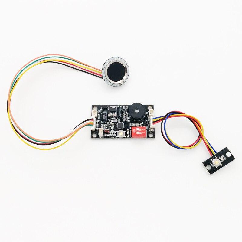 K200-3.3 Fingerprint Control Board+R502 Fingerprint Module