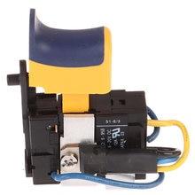 Перезаряжаемая литиевая дрель 12 В 1 шт ручная шлифованный двигатель