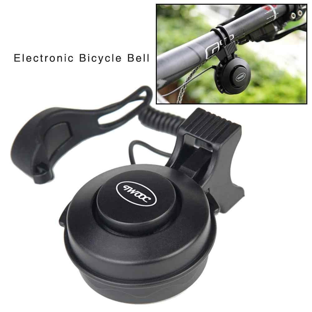 חשמלי אופני צופר USB טעינה אלקטרוני אופניים בל רכיבה ציוד אביזרי אוניברסלי עבור סוגים שונים של אופניים