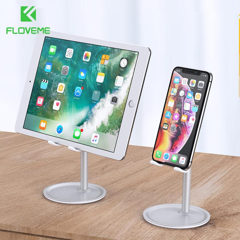 FLOVEME Adjustable Tablet Stand For IPad Pro 11 Mini Universal Desktop Phone Holder For IPhone Samsung Tablet Support Tablette