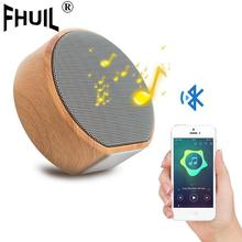 Portable Mini bluetooth Speakers mp3 360 degree stereo audio music player AUX audio input connection TF USB FM For Mobile Phone