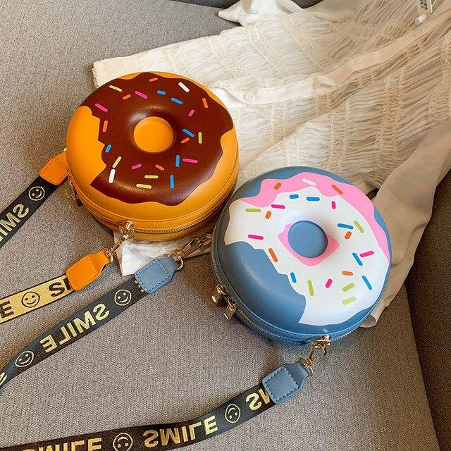 Doughnut Handbag