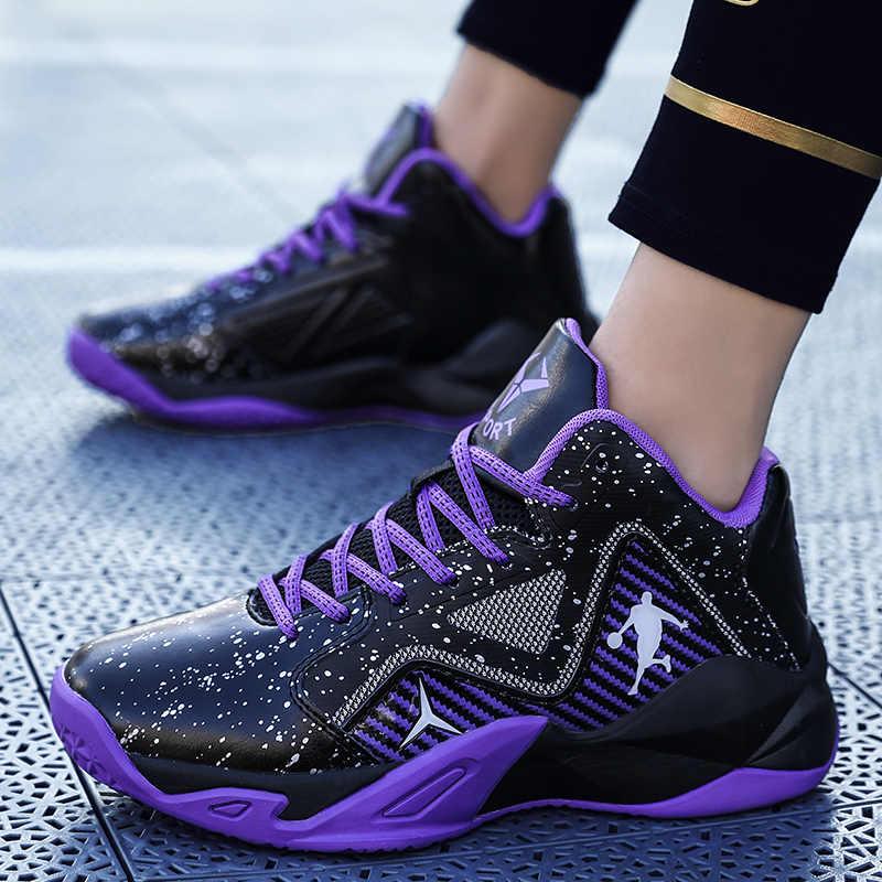 Boys Basketball Shoes New Fashion