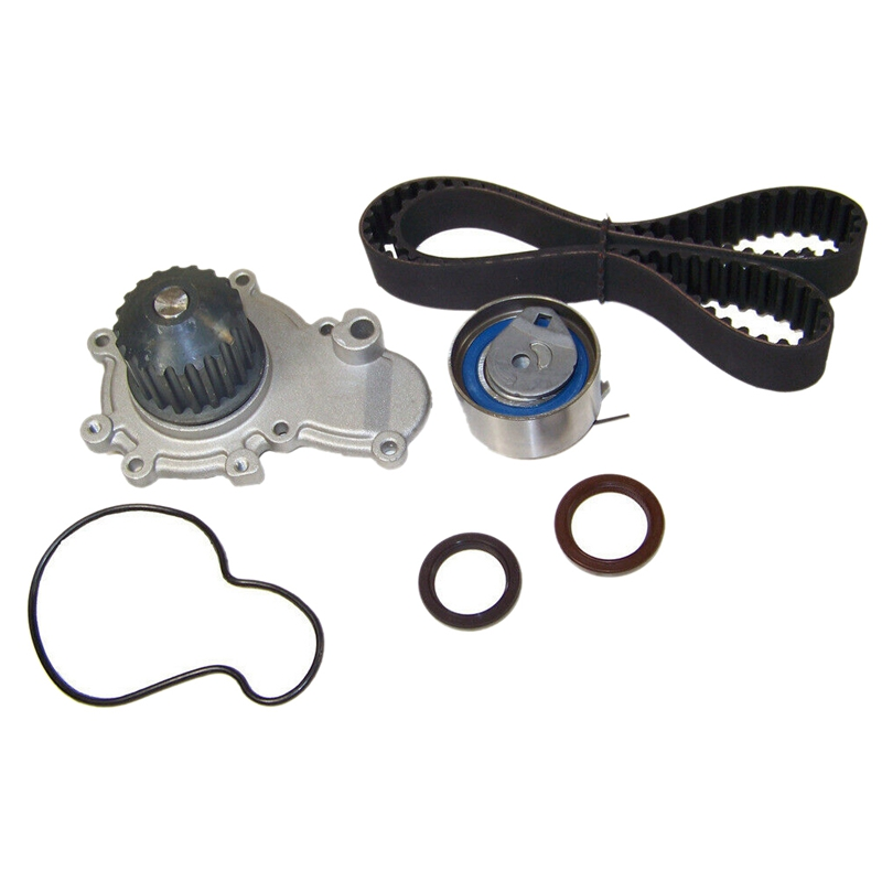 Replacement For Dodge 95 05 Neon Stratus Plymouth 2.0L Sohc 16V 261371033228 Timing Belt Water Pump Kit Water Pumps     - title=