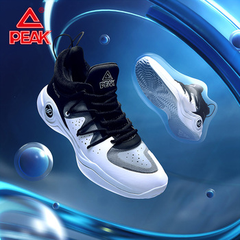 PEAK Tony Parker Cavalry Series Basketball Shoes Men Cushioning Professional Basketball Sneakers Exercise Fitness Sports Shoes цена 2017