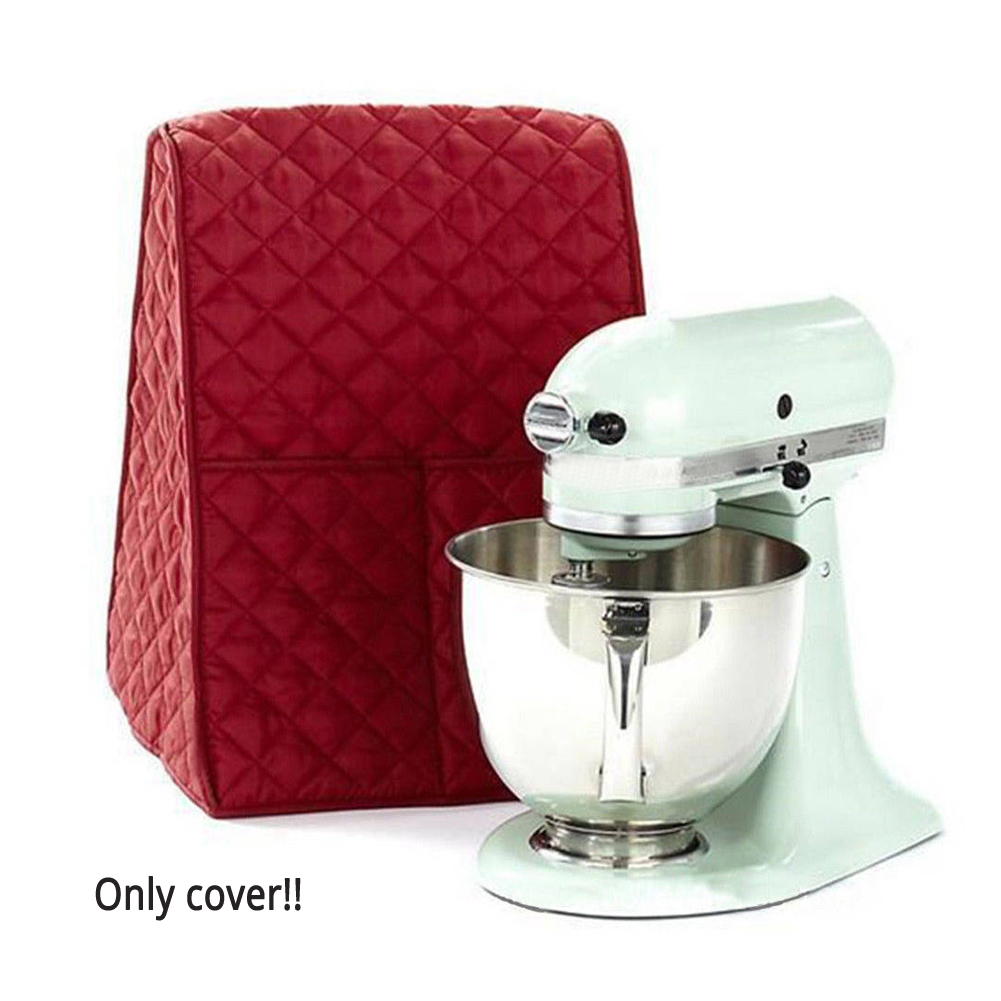 1PC Blender Dust Cover Supplies Food Dust Cover Mixer Accessories Household Blender Thick Clean Waterproof Fitted Stand|All-Purpose Covers| |  - title=