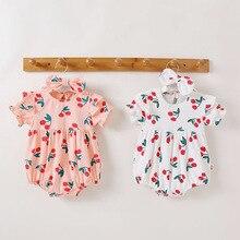 Newborn Baby Clothes Summer Spring Autumn Baby